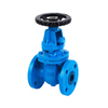 1.5 Cast Iron Rising Gate Valve-PN16
