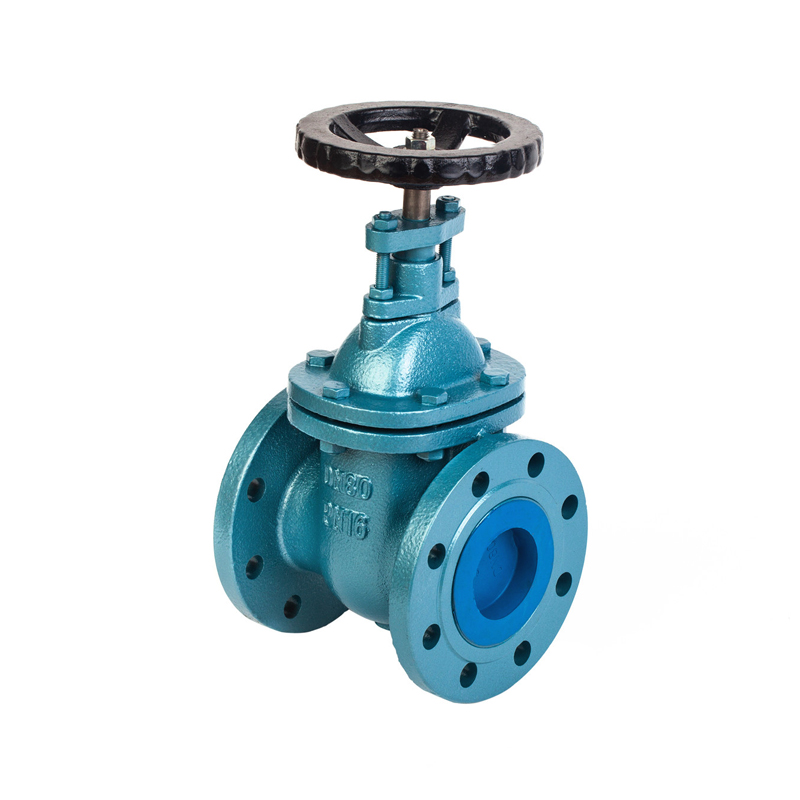 3 Cast Iron Non-rising Gate Valve-PN16