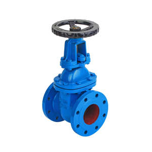 4 Cast Iron Rising Gate Valve-PN16