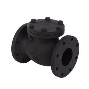 4 Cast Iron Swing Check Valve-ANSI 125